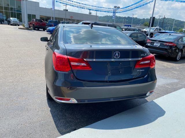 2017 Acura RLX Sedan w/Technology Pkg