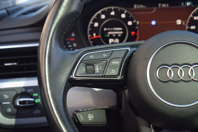 2017 Audi A4 2.0T quattro Technik  | SPORT PADDLE SHIFTERS |