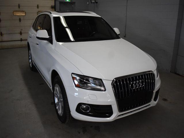 2017 Audi Q5 2.0T * ALLOY * LEATHER * BACKUP CAM *