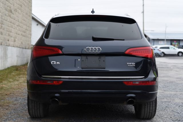 2017 Audi Q5 2.0T quattro Progressiv  | AWD | MOONROOF