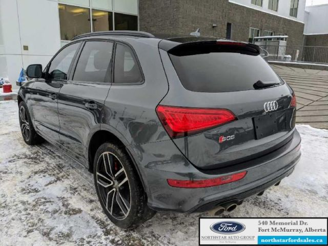 2017 Audi SQ5 3.0T Quattro Dynamic Edition  |ASK ABOUT NO PAYMENTS FOR 120 DAY