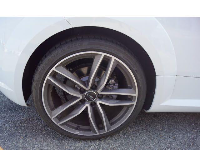 2017 Audi TT 2.0T quattro