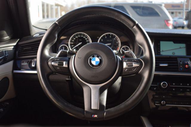 2017 BMW X4 xDrive28i    AWD   FRONT & REAR HEATED SEATS
