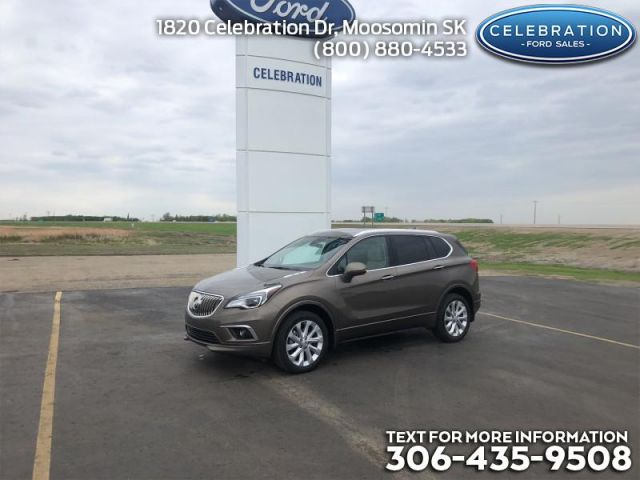 2017 Buick Envision CELEBRATION CERTIFIED  Only $99 per Week!!