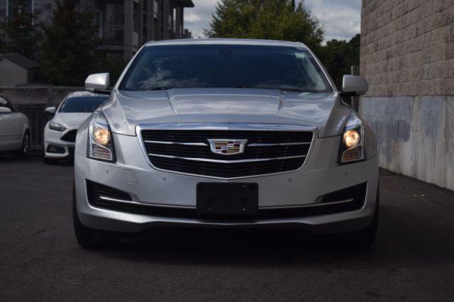 2017 Cadillac ATS Sedan Luxury    DUAL CLIMATE   LEATHER  