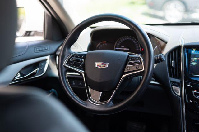 2017 Cadillac ATS Sedan Luxury  - Navigation -  Leather Seats