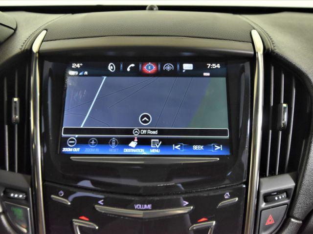 2017 Cadillac ATS Sedan Luxury