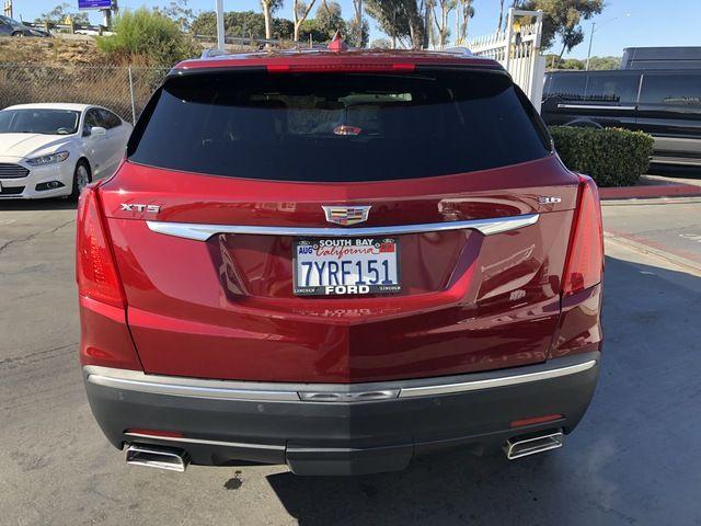 2017 Cadillac XT5 FWD 4dr Premium Luxury