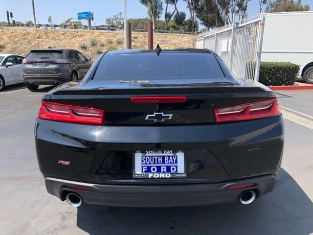 2017 Chevrolet Camaro 2dr Cpe 1LT