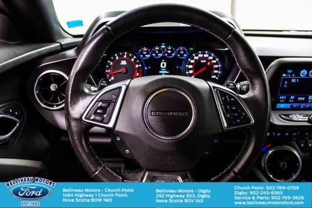 2017 Chevrolet Camaro 1SS