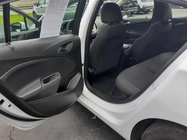 2017 Chevrolet Cruze 4dr Sdn 1.4L LS w/1SB