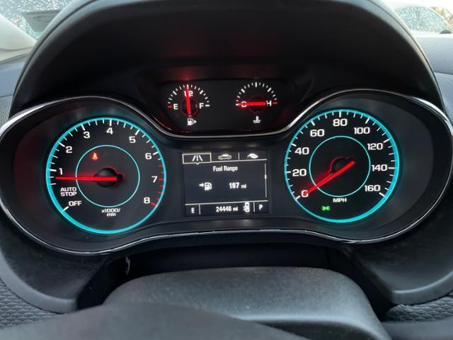 2017 Chevrolet Cruze 4dr HB 1.4L LT w/1SD