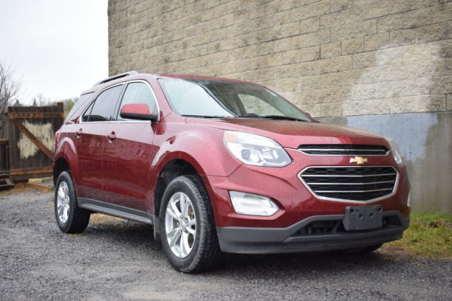2017 Chevrolet Equinox LT  HEATED SEATS | SIRIUSXM READY | SUNROOF | NAV | AWD | BACKUP
