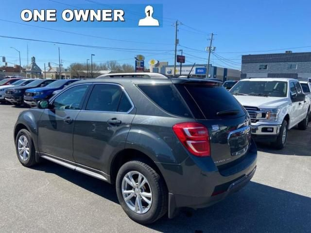 2017 Chevrolet Equinox LT-ONE OWNER-NON-SMOKER-138 B/W