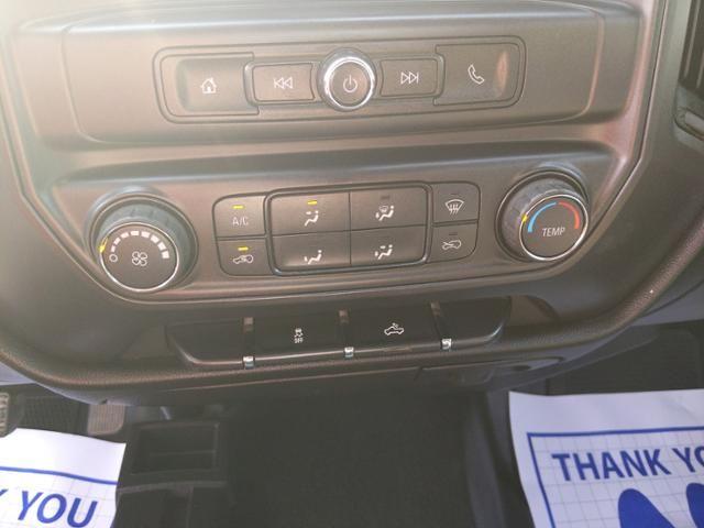 2017 Chevrolet Silverado 1500 4WD Reg Cab 119.0 Work Truck