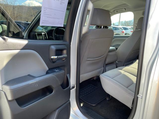 2017 Chevrolet Silverado 1500 2WD Double Cab 143.5 Custom