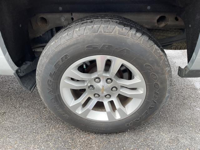 2017 Chevrolet Silverado 1500 4WD Crew Cab 153.0 LT w/1LT