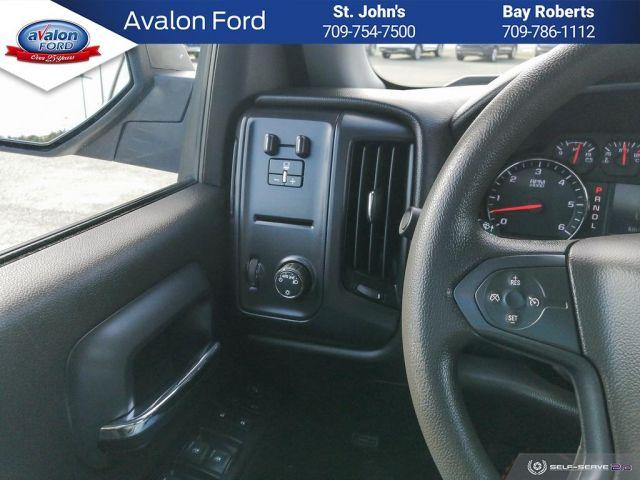 2017 Chevrolet Silverado 1500 Crew 4x4 LS / Standard Box