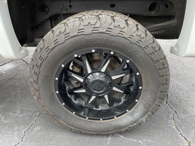 2017 Chevrolet Silverado 1500 4WD Double Cab 143.5 LT w/1LT