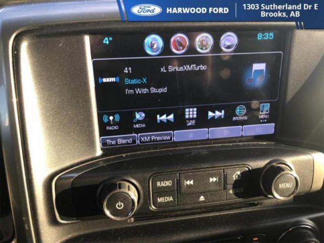 2017 Chevrolet Silverado 1500 LT-REMOTE START-269 B/W