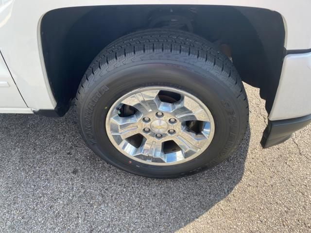 2017 Chevrolet Silverado 1500 4WD Crew Cab 143.5 LT w/2LT