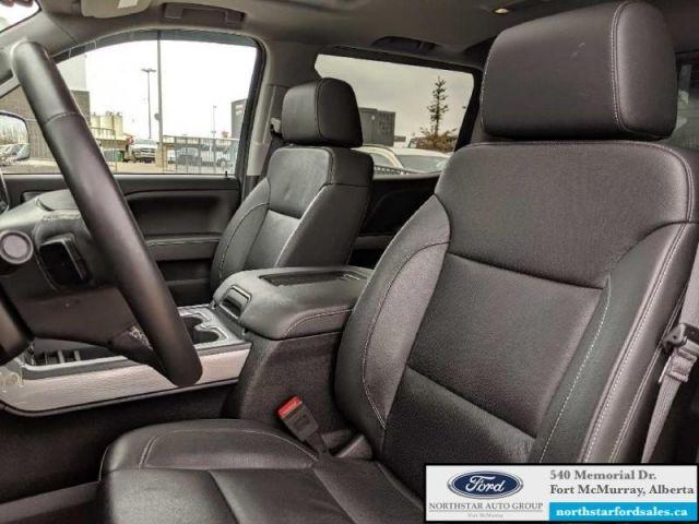 2017 Chevrolet Silverado 1500 LTZ  |5.3L|Rem Start|Moonroof|Nav|Canopy