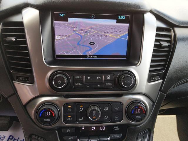 2017 Chevrolet Tahoe 4WD 4dr LT