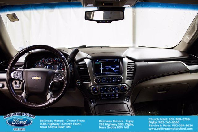 2017 Chevrolet Tahoe Premier
