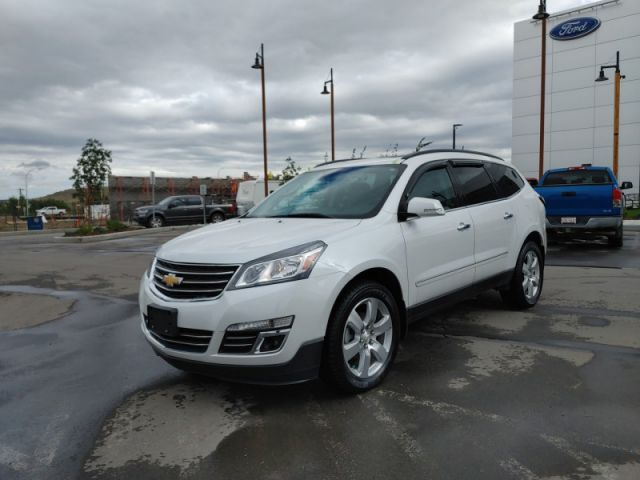2017 Chevrolet Traverse Premier  - Navigation - $223 B/W