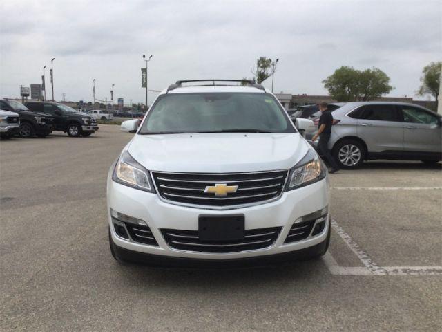 2017 Chevrolet Traverse Premier  - Navigation