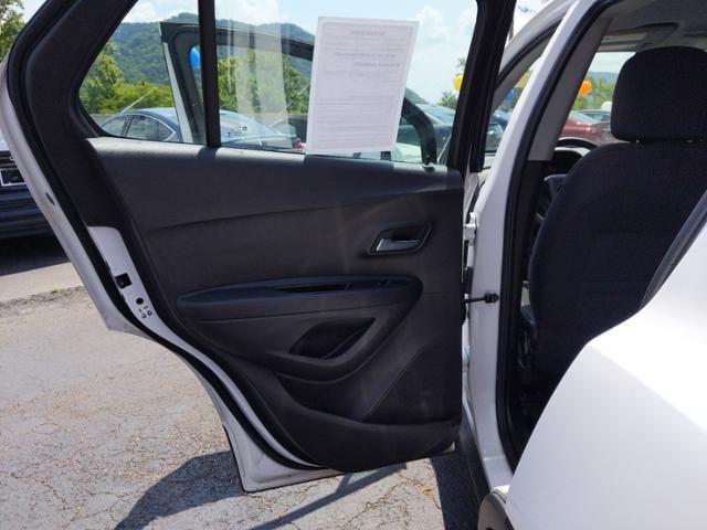 2017 Chevrolet Trax FWD 4dr LS