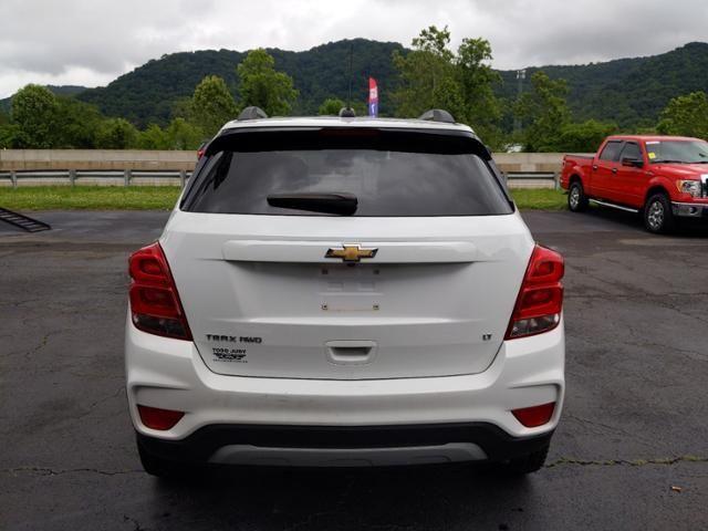 2017 Chevrolet Trax AWD 4dr LT
