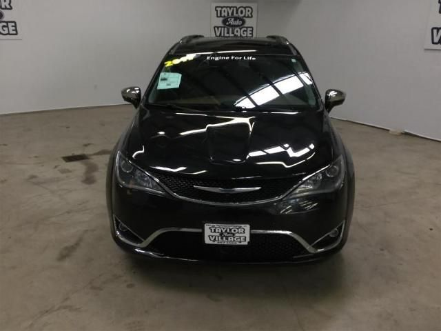 2017 Chrysler Pacifica Limited