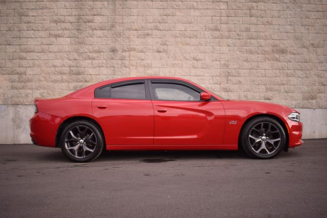 2017 Dodge Charger R/T  | SUNROOF | LEATHER | NAV | DUAL CLIMATE |