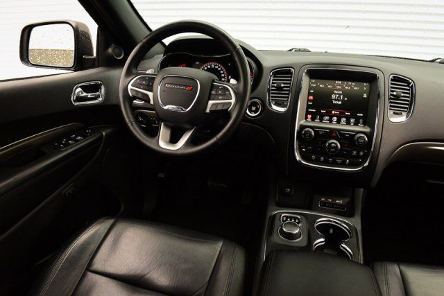 2017 Dodge Durango GT / ACCIDENT FREE / HEATED LEATHER SEATS / REAR DVD