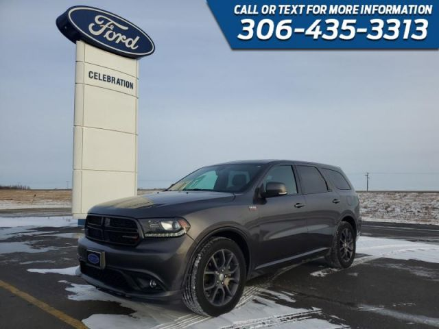 2017 Dodge Durango R/T  $139 / WK
