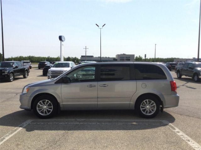 2017 Dodge Grand Caravan SXT  -  Power Windows