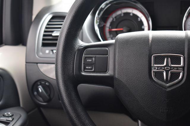 2017 Dodge Grand Caravan Canada Value Package