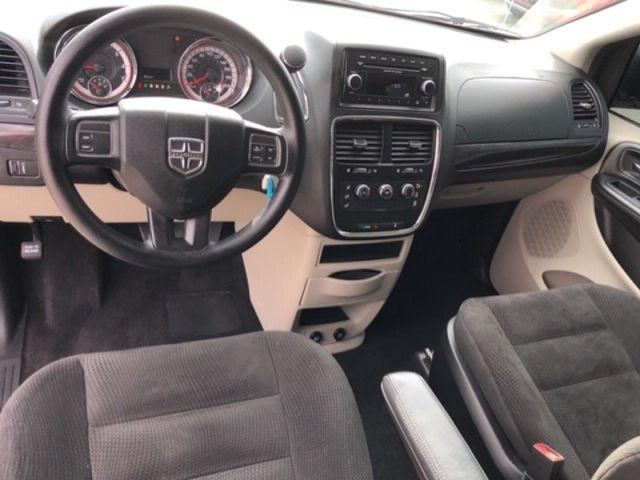 2017 Dodge Grand Caravan Canada Value Package  - $134 B/W