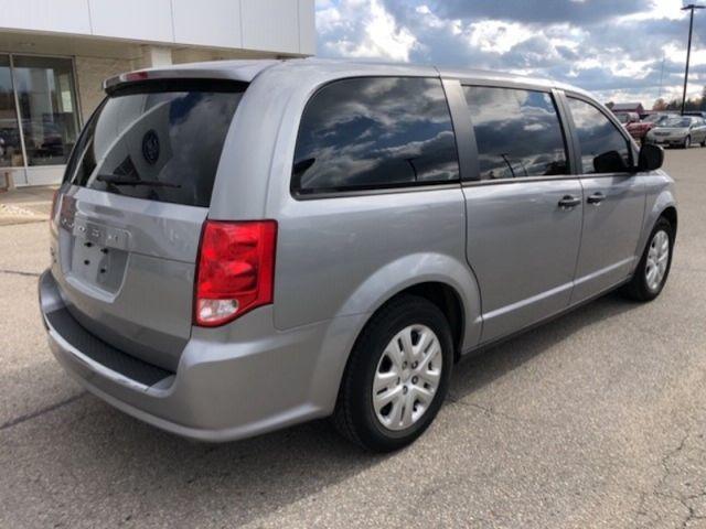 2017 Dodge Grand Caravan Canada Value Package  - $128 B/W