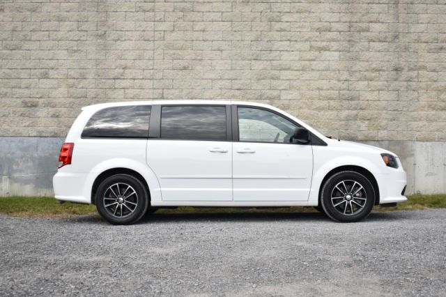 2017 Dodge Grand Caravan SXT  -  Power Windows