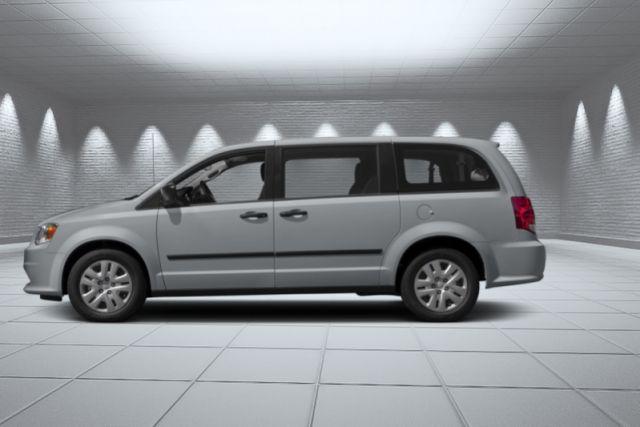 2017 Dodge Grand Caravan Crew Plus  - Leather Seats - $155 B/W