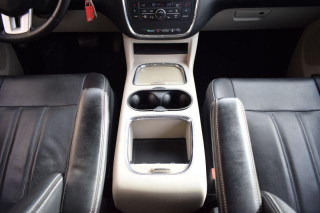 2017 Dodge Grand Caravan Crew Plus  - Leather Seats