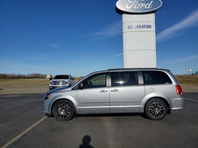 2017 Dodge Grand Caravan GT  $99 / week