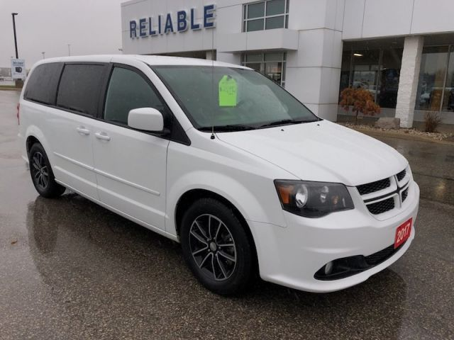 2017 Dodge Grand Caravan GT  - Bluetooth -  Leather Seats - $156.33 B/W
