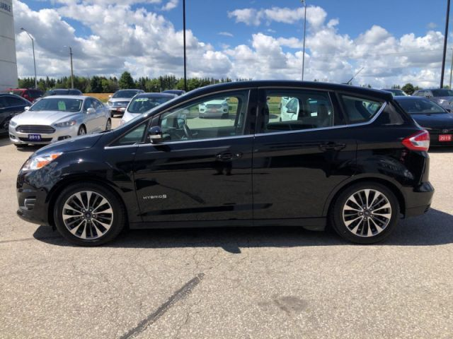 2017 Ford C-Max Titanium   - Navigation -  Leather Seats- Heated Seats- Panorami
