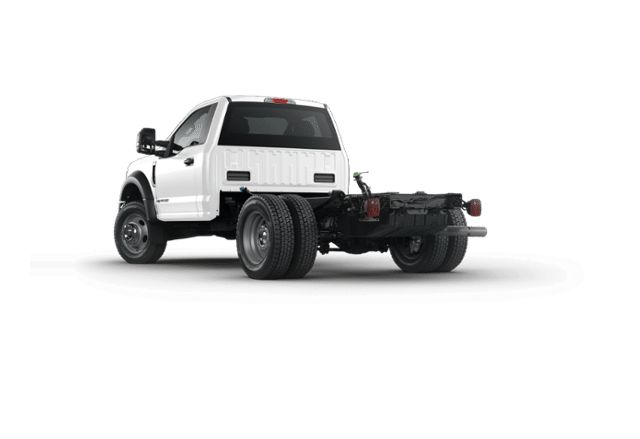 2017 Ford Chassis Cab F-550 XLT