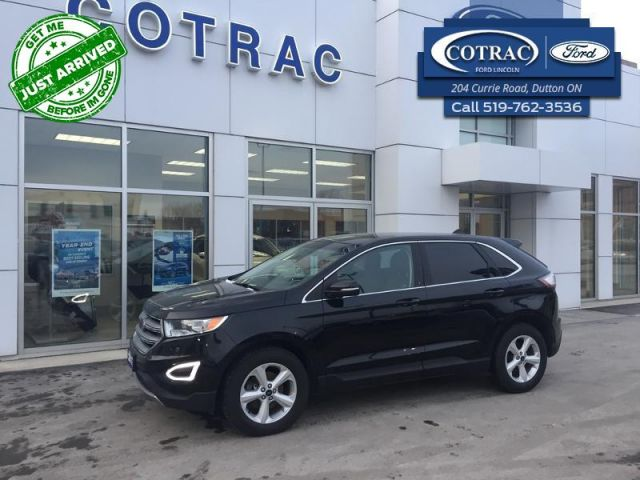 2017 Ford Edge SEL  - Bluetooth -  Heated Seats - $135 B/W
