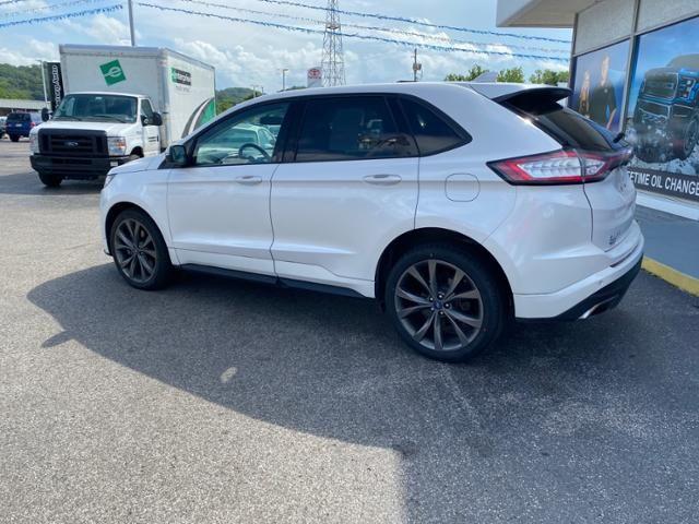 2017 Ford Edge Sport AWD