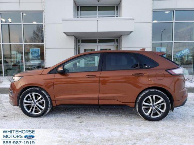 2017 Ford Edge Sport  - $235 B/W